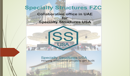 Specialty Structures USA Pre-qualification